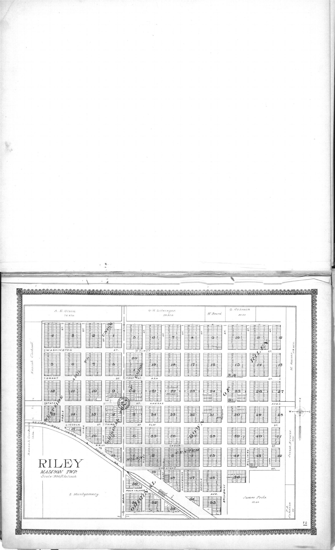 Standard atlas of Riley County, Kansas - 21