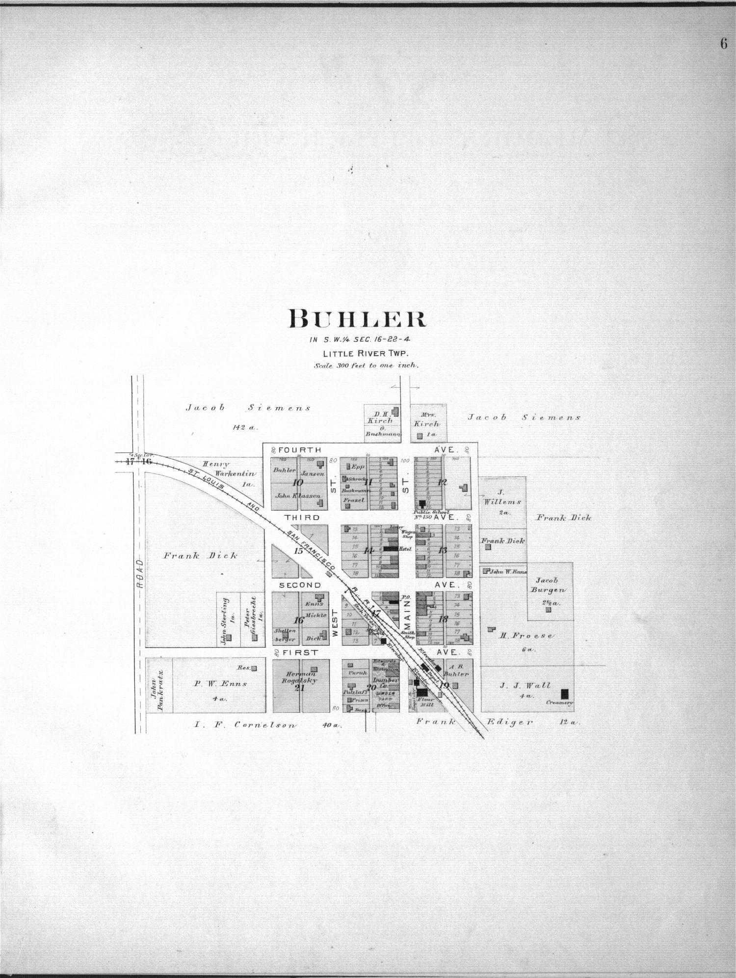 Plat book of Reno County, Kansas - 6