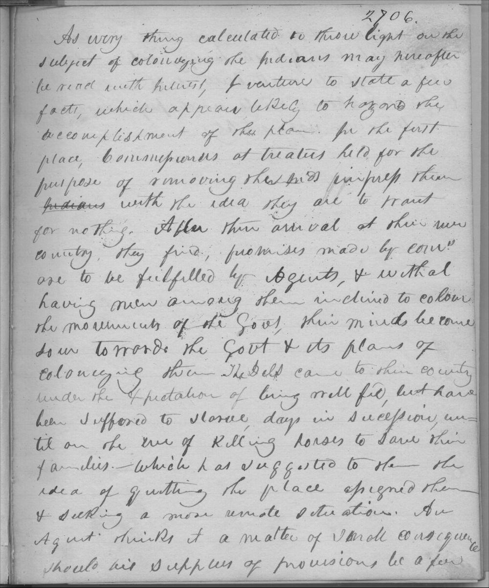 Johnston Lykins journal entry, undated - 1