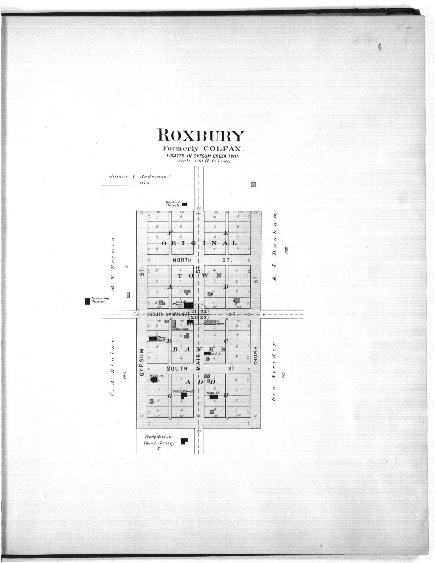 Plat book of McPherson County, Kansas - 6