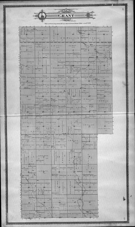 Standard atlas of Marion County, Kansas - 14 & 15