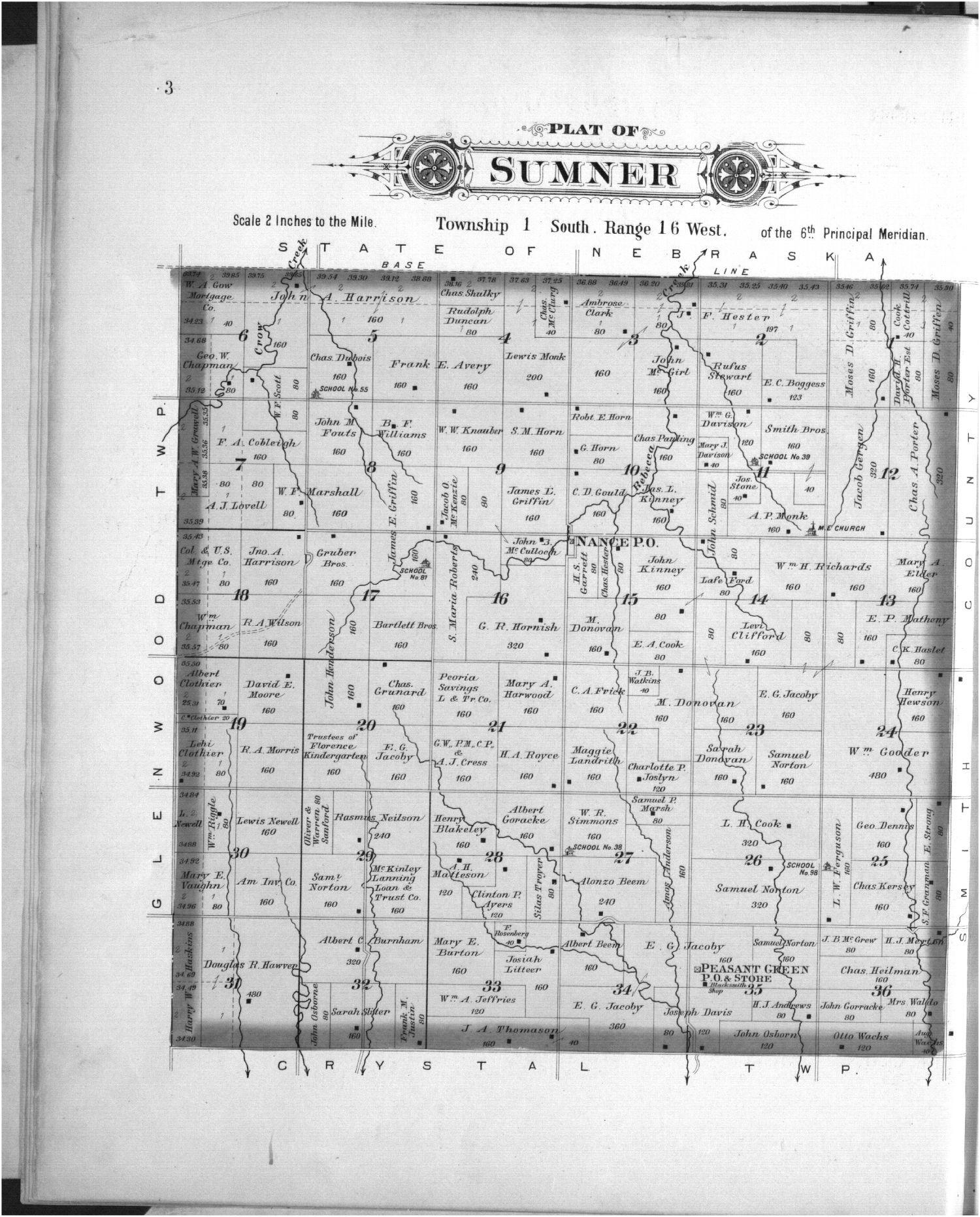 Plat book, Phillips County, Kansas - 3