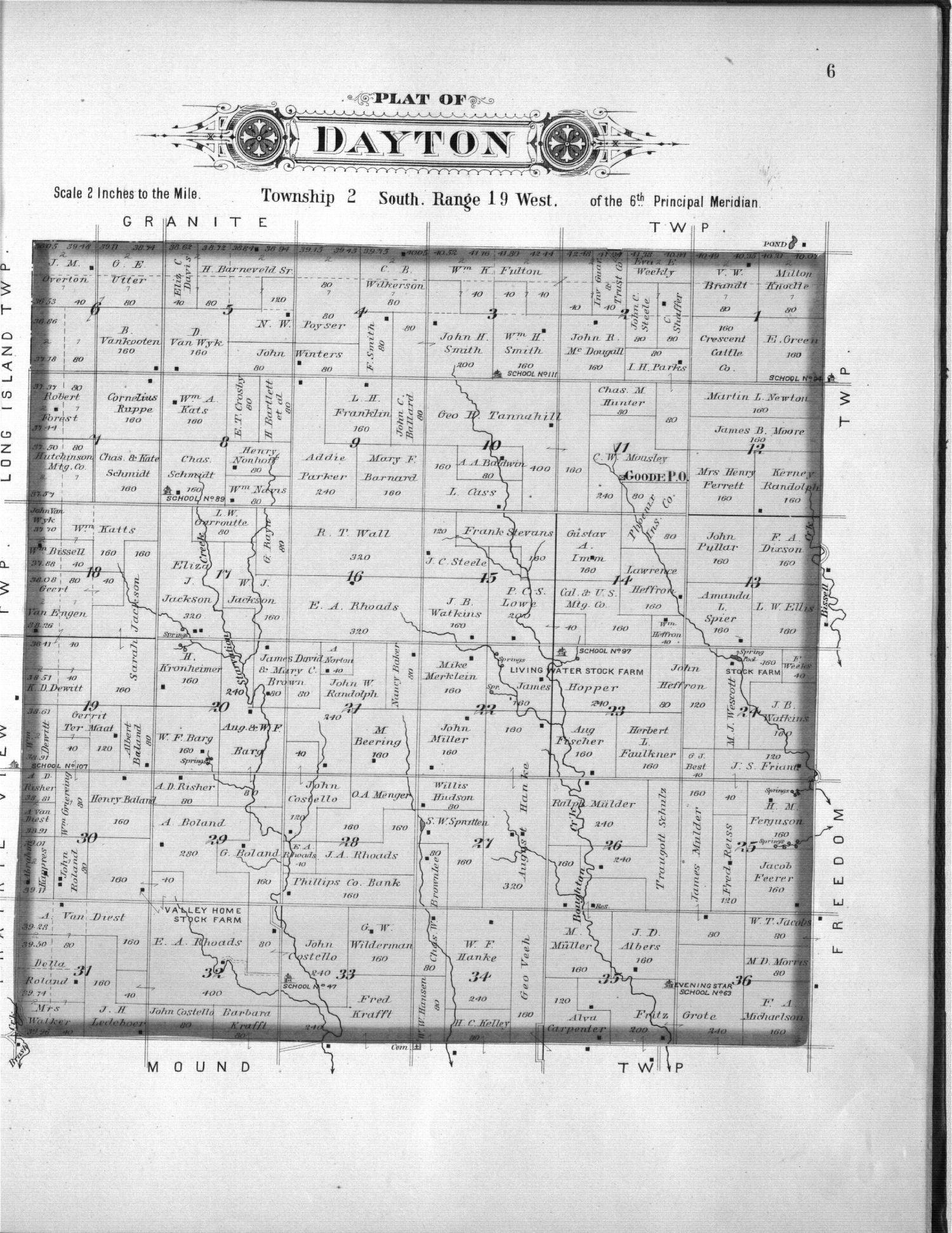 Plat book, Phillips County, Kansas - 6