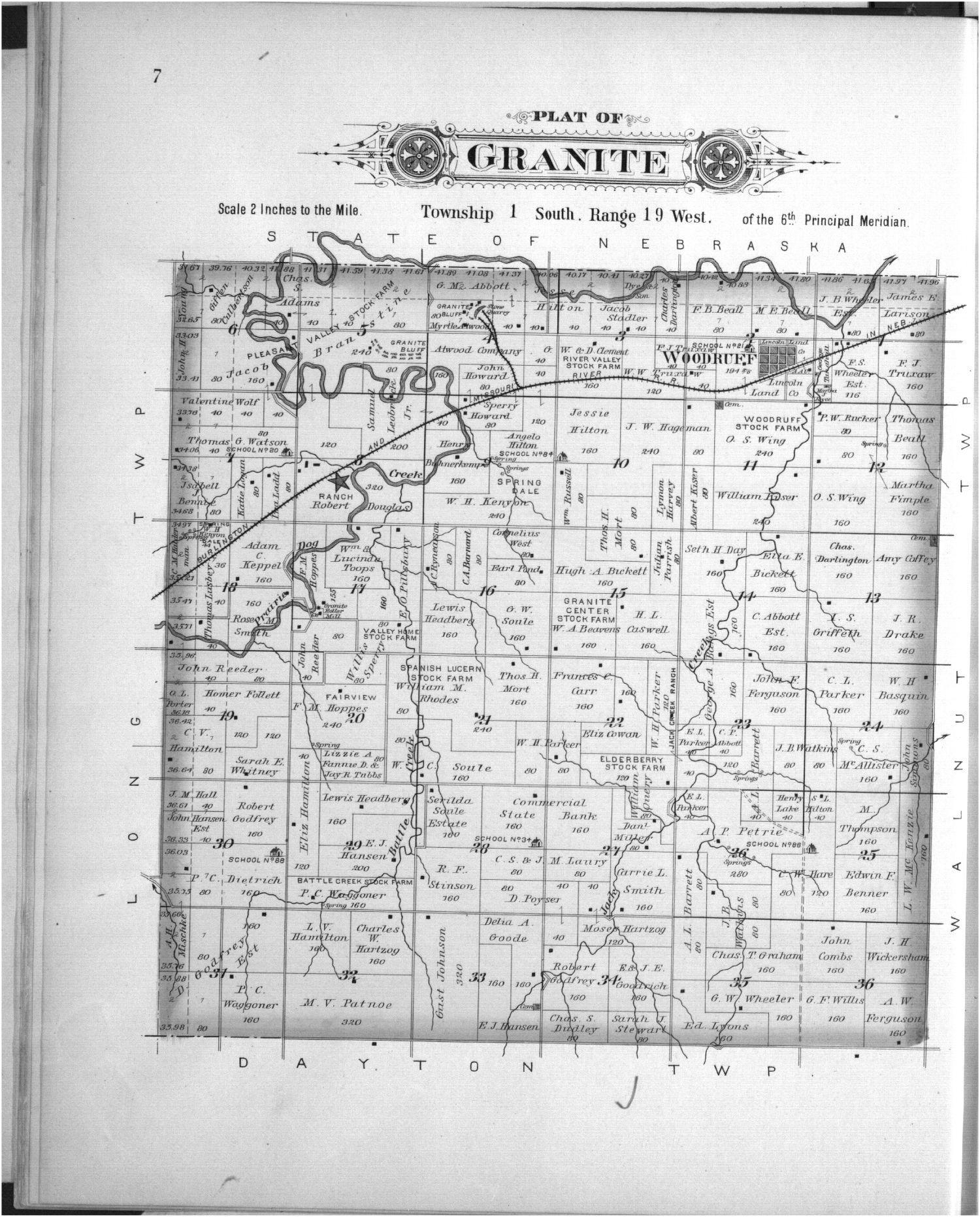 Plat book, Phillips County, Kansas - 7