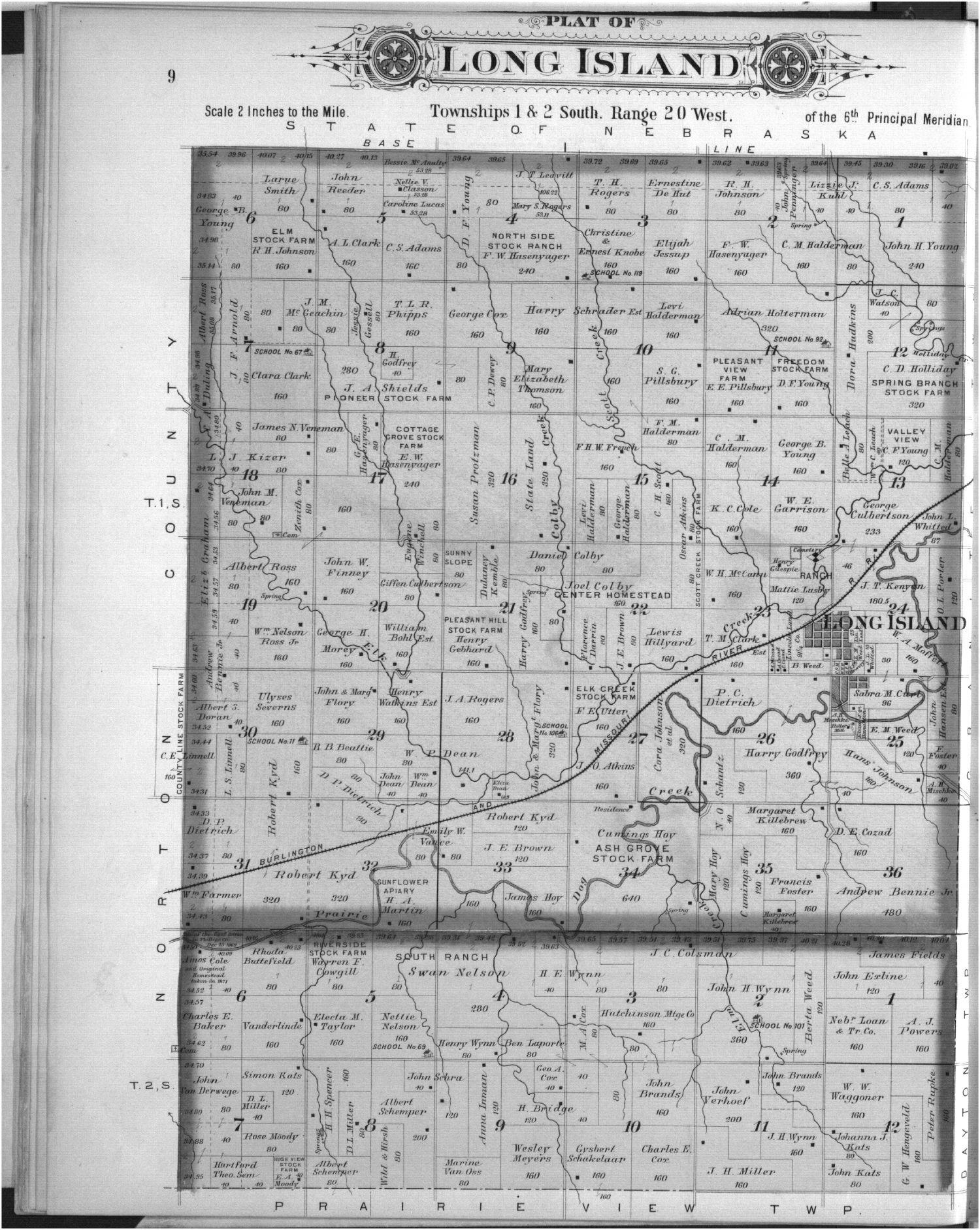 Plat book, Phillips County, Kansas - 9