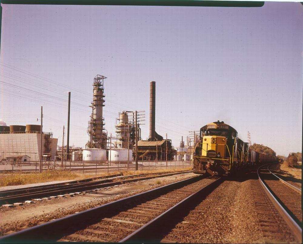 Atchison, Topeka & Santa Fe Railway Company freight train