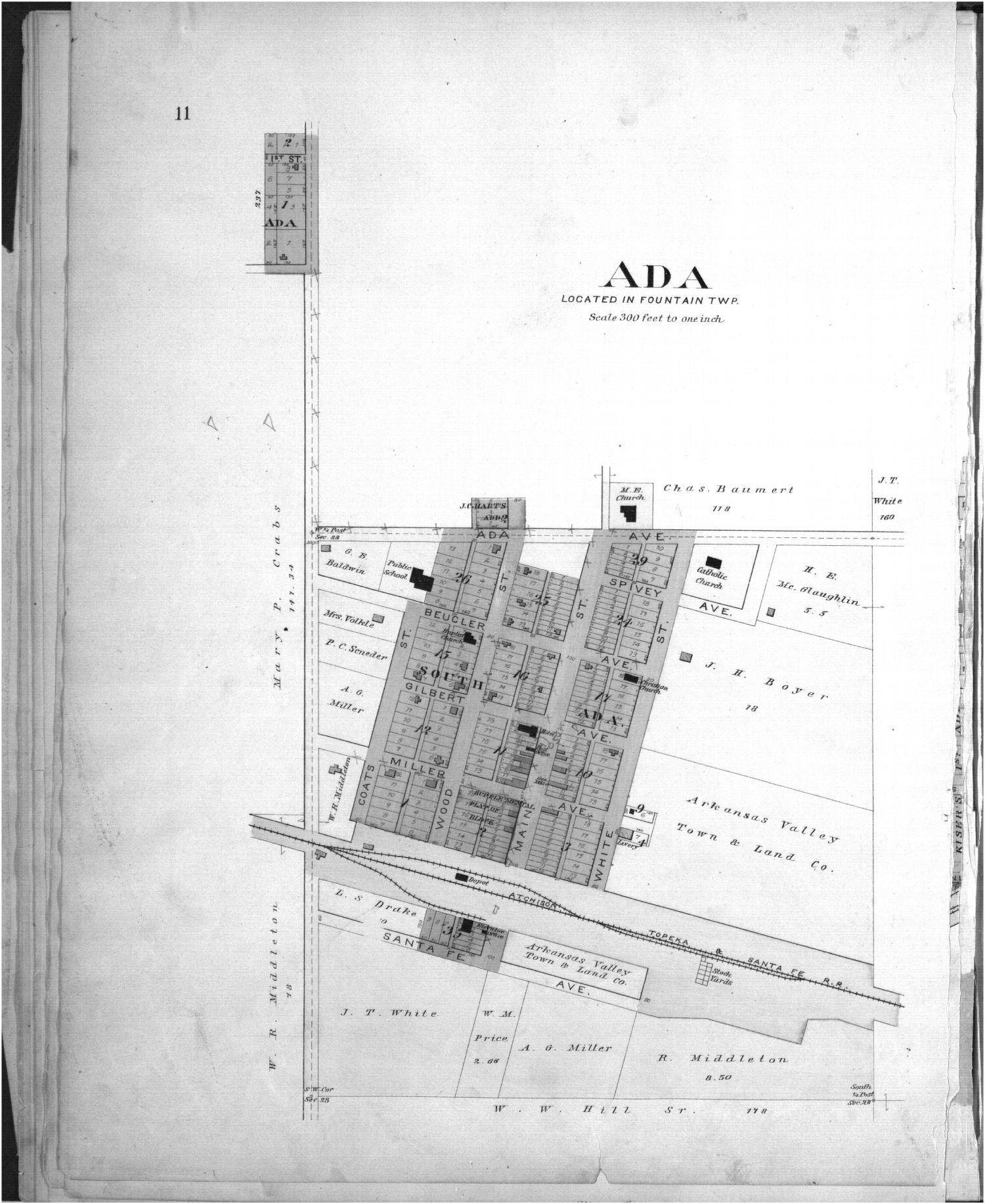 Plat book of Ottawa County, Kansas - 11