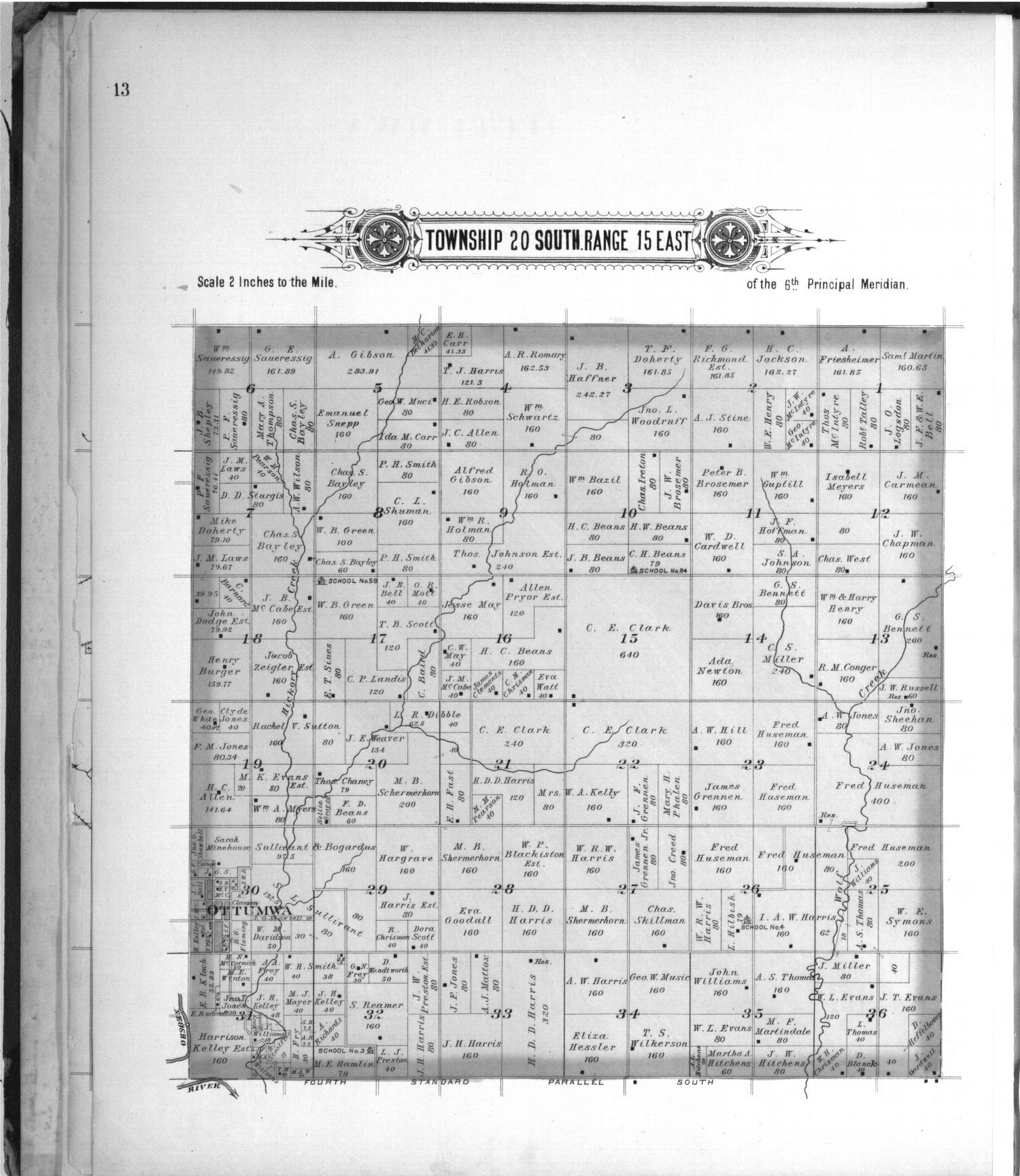 Plat book, Coffey County, Kansas - 13