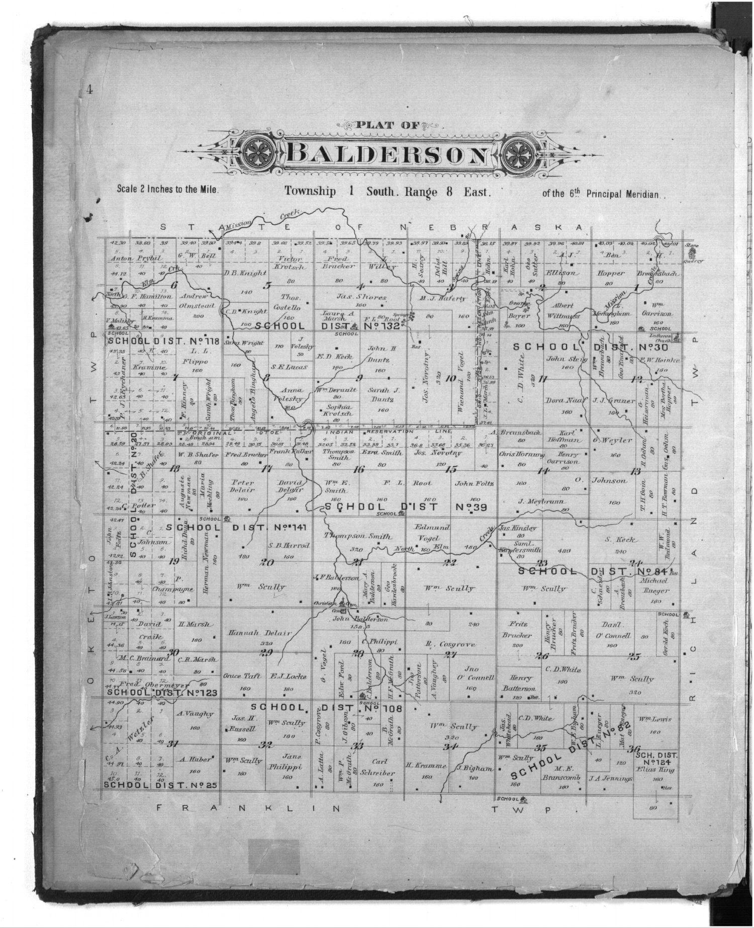 Plat book of Marshall County, Kansas - 4