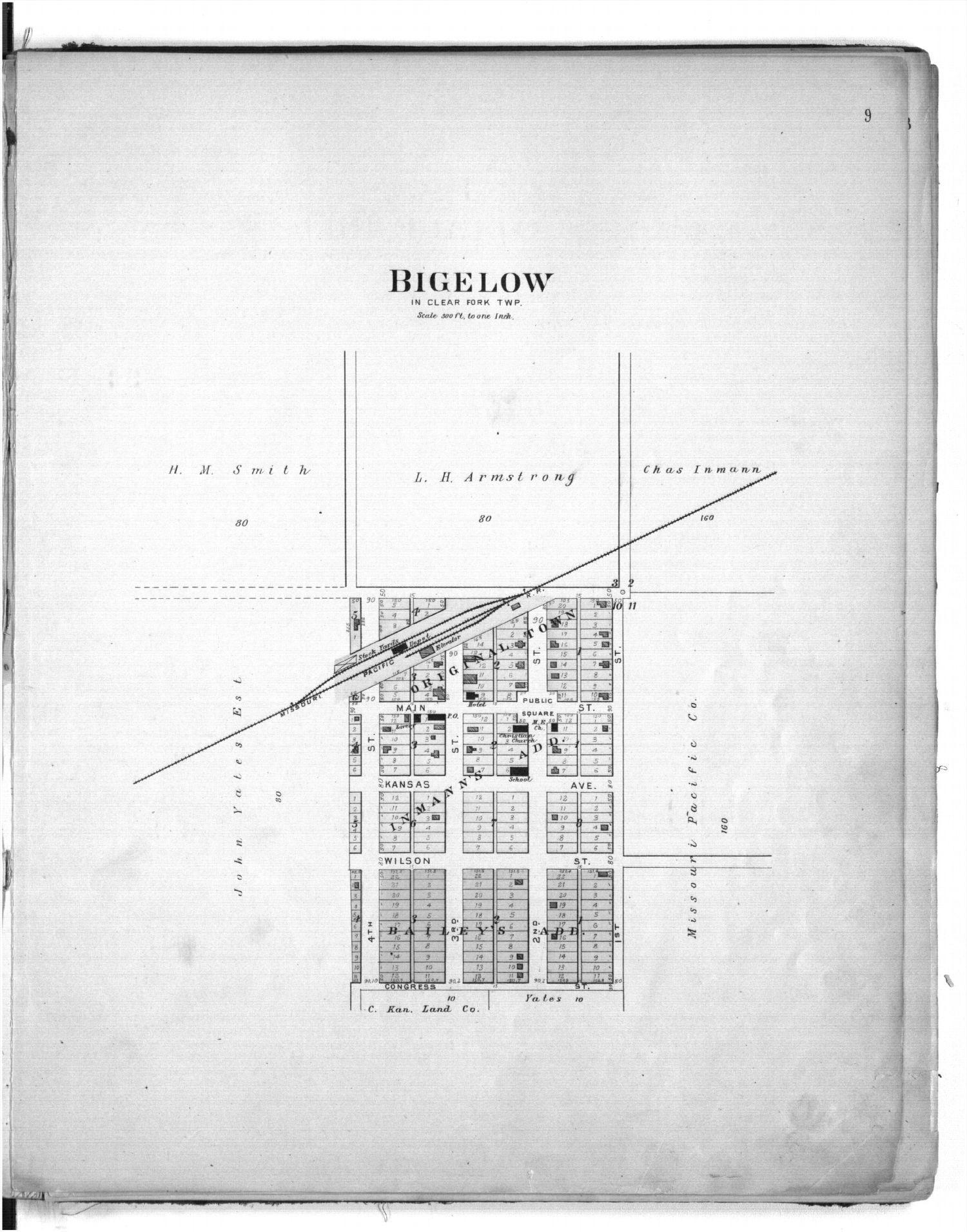 Plat book of Marshall County, Kansas - 9
