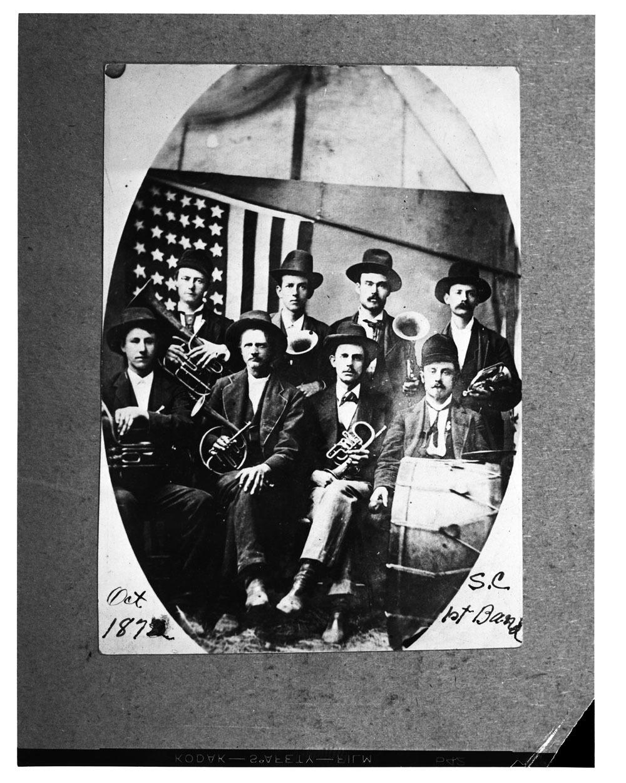 Smith Center Band, Smith City, Kansas