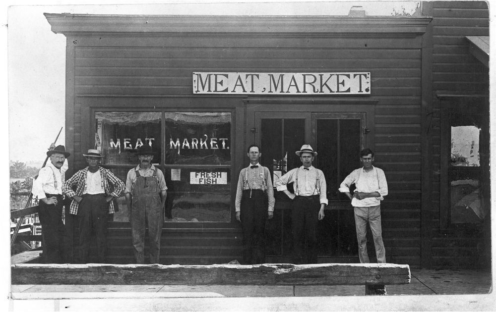Meat Market, De Soto, Kansas