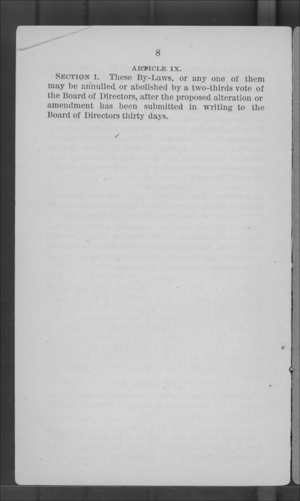 Articles of Corporation and By-Laws of the Kansas Freedmen's Relief Association - 8