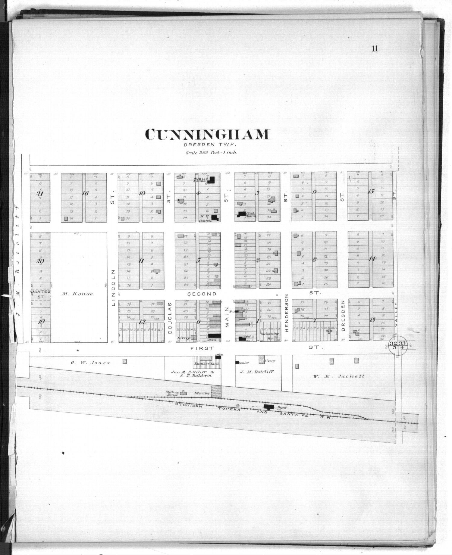 Plat book of Kingman County, Kansas - 11
