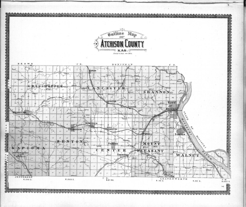 Standard atlas of Atchison County, Kansas - 7