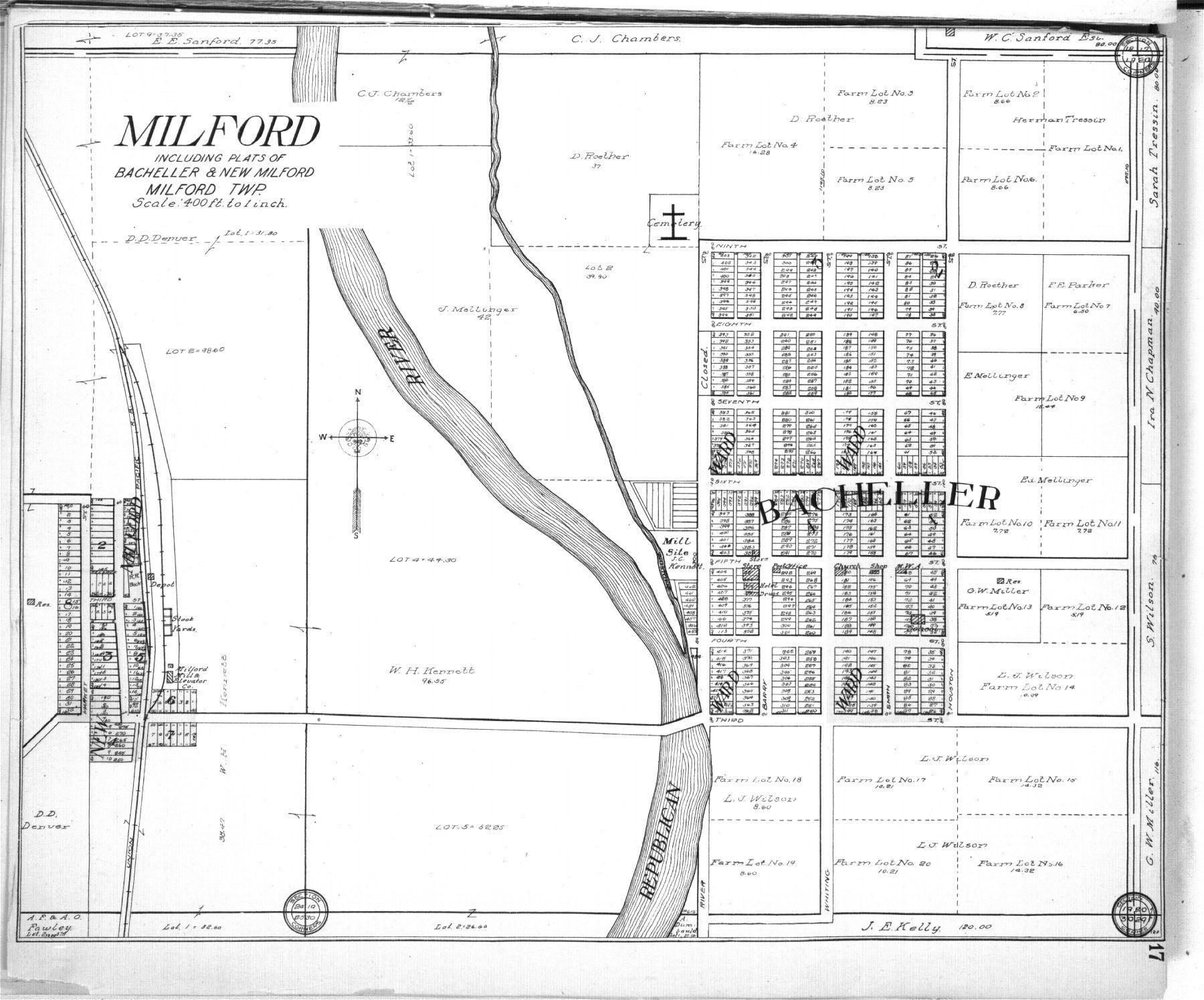 Standard atlas of Geary County, Kansas - 17