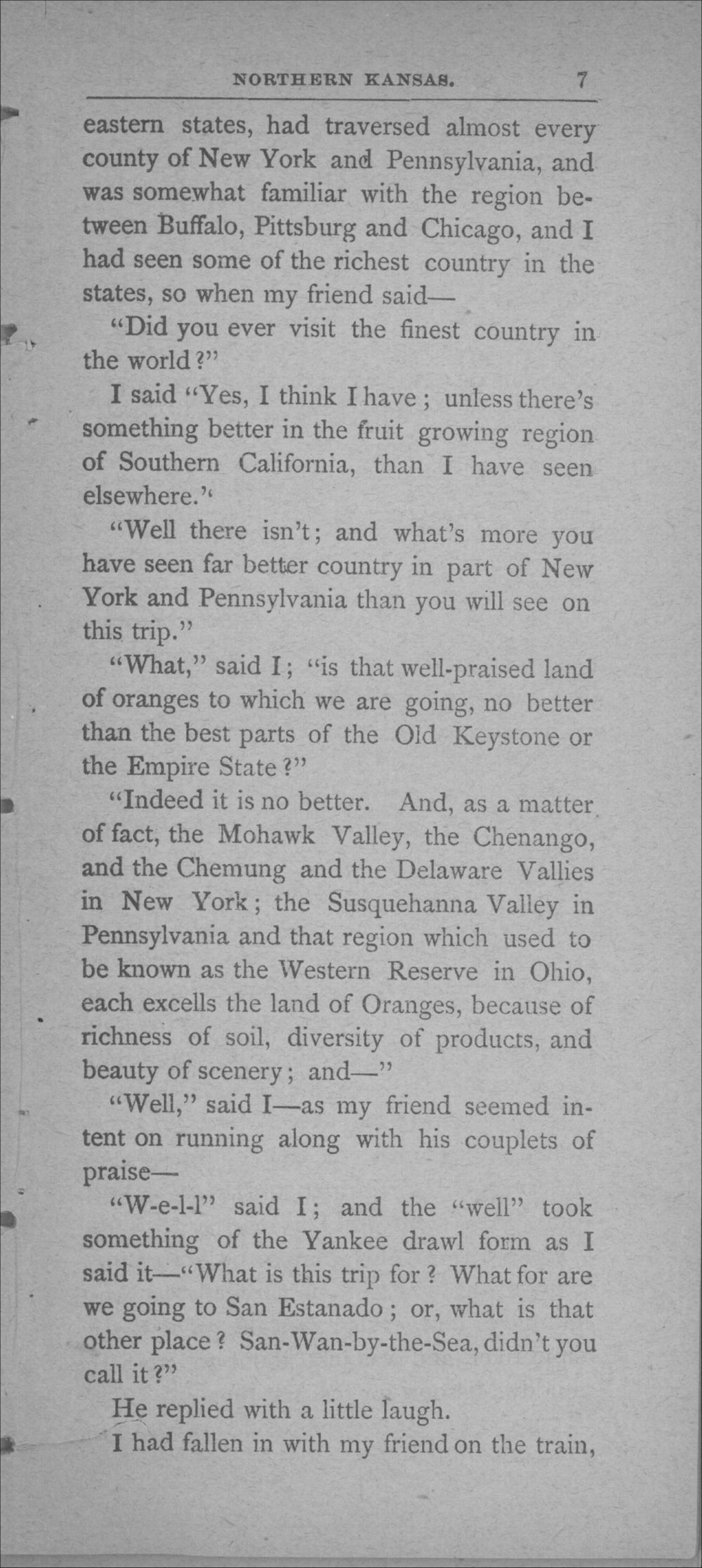 The great northwest! - 7