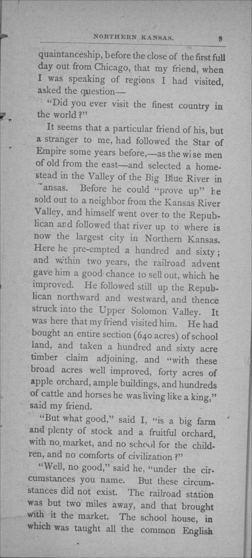 The great northwest! - 9