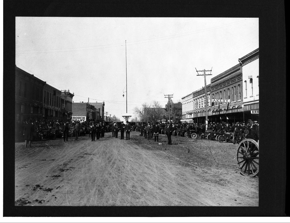 Parade, Larned, Kansas