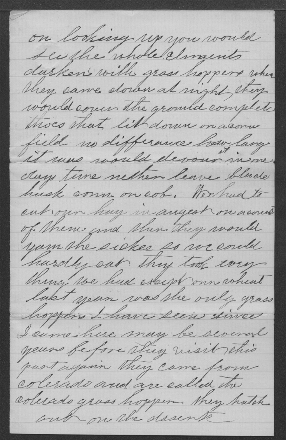 A. W. Johnson and Isabella Johnson to Robert S. Wickizer - 3