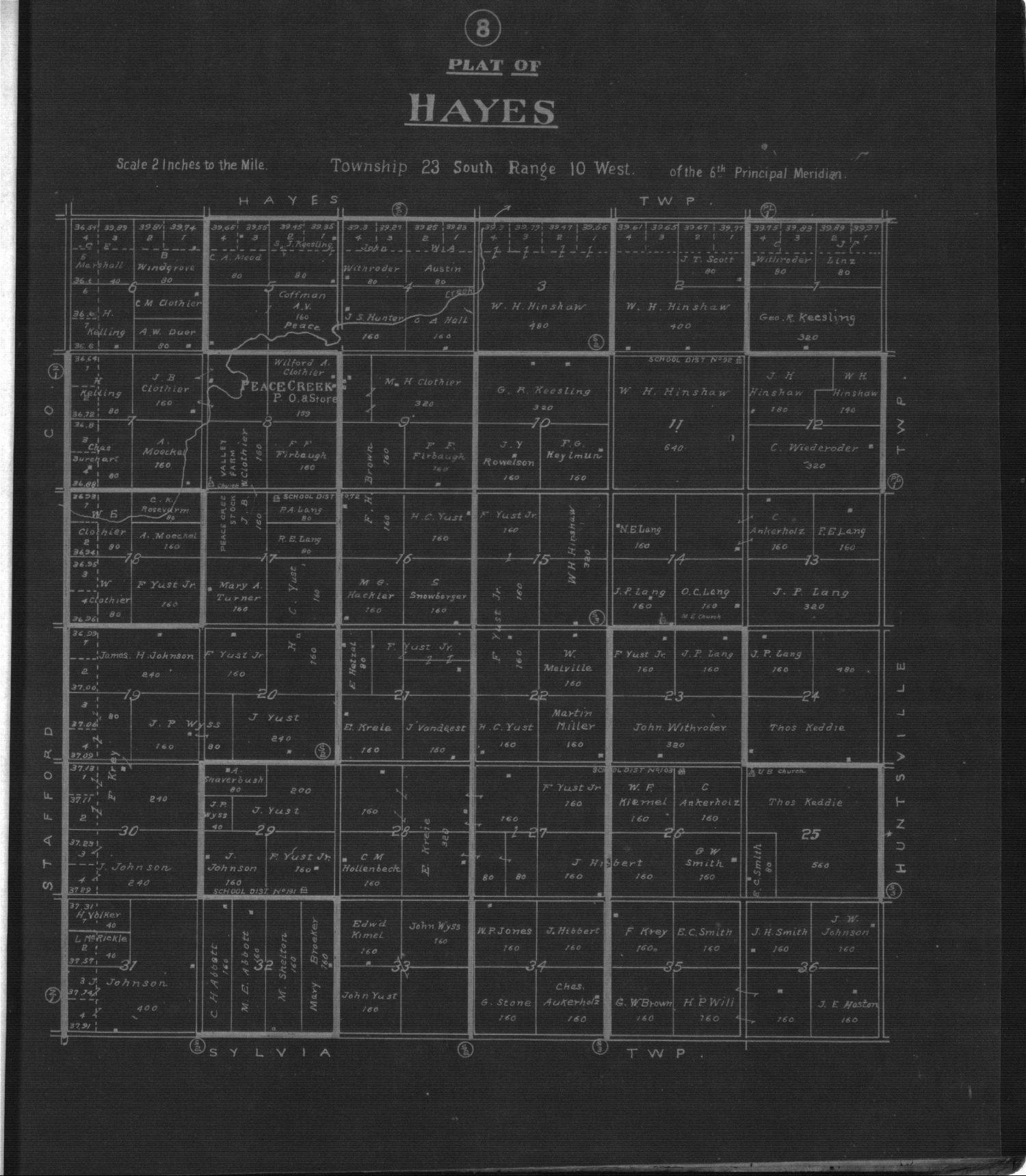 Plat book of Reno County, Kansas - 8