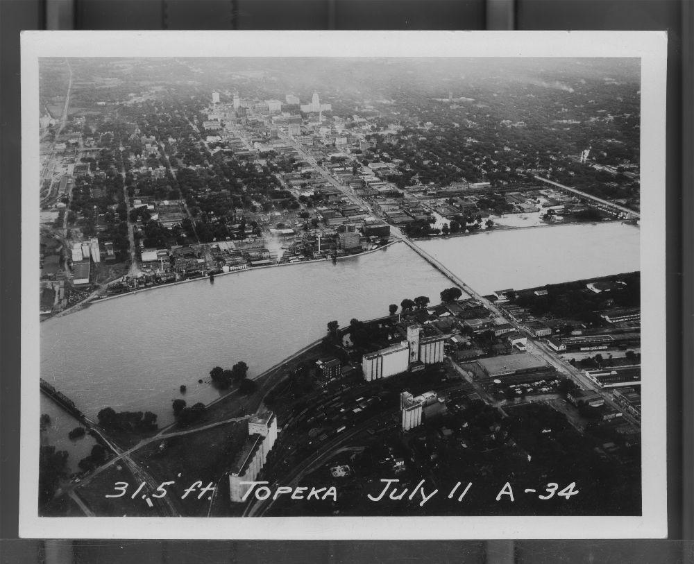 Flood, Topeka, Kansas