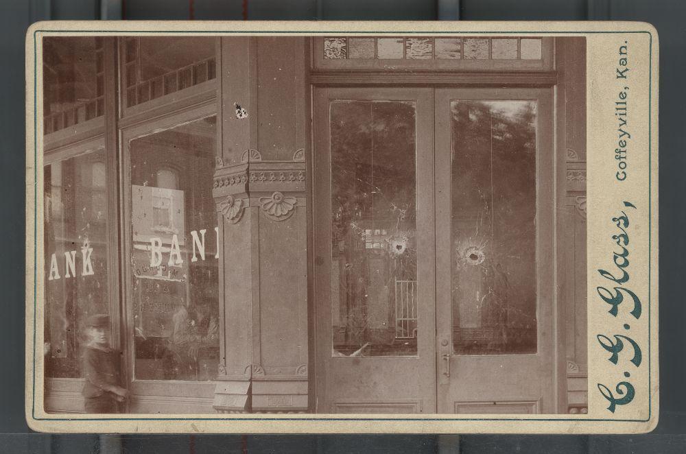 C. M. Condon and Company Bank, Coffeyville, Kansas