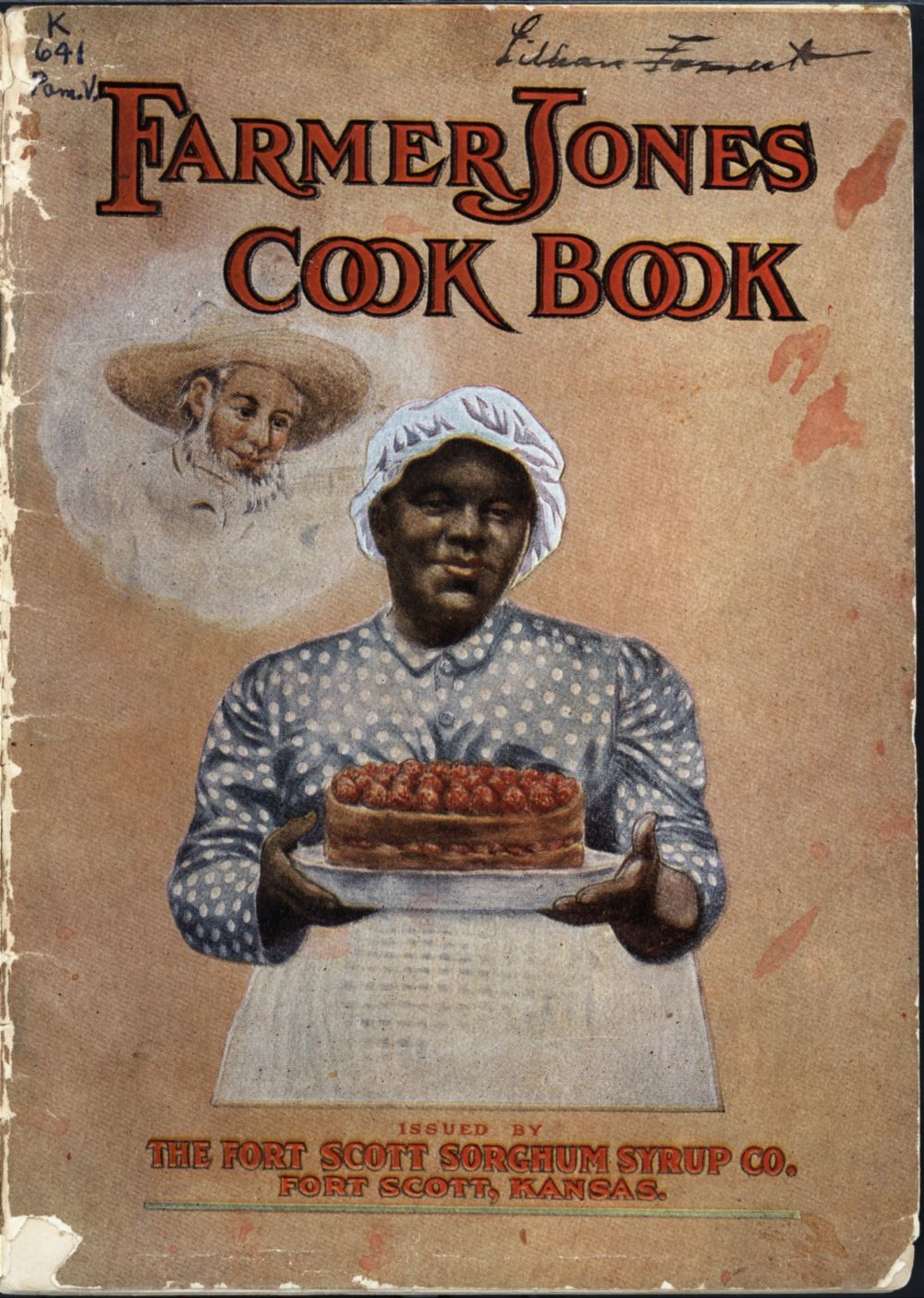 Farmer Jones Cook Book - 1