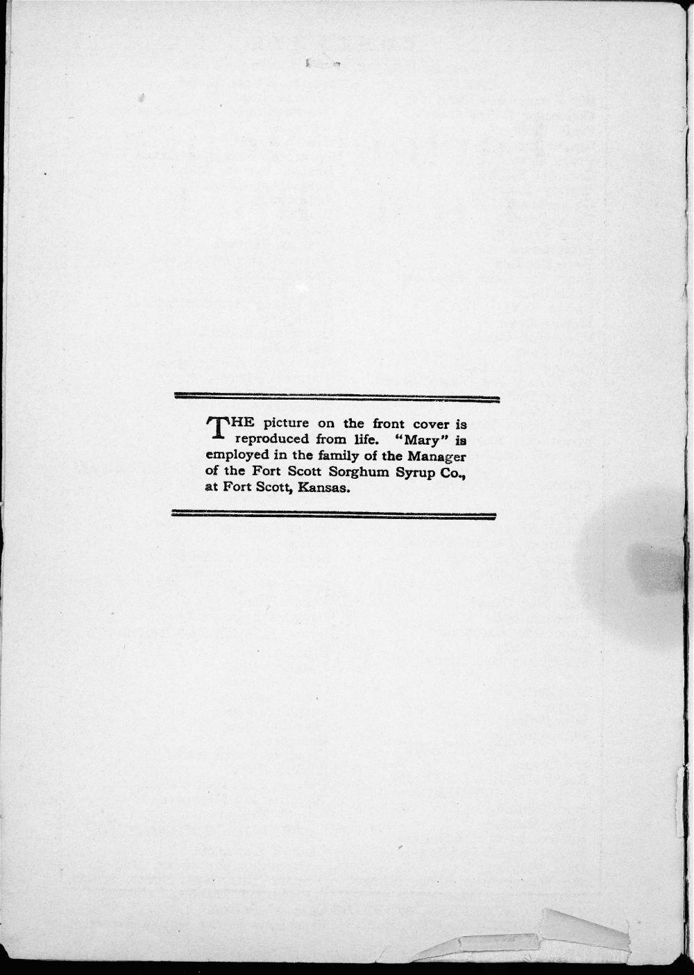 Farmer Jones Cook Book - 3
