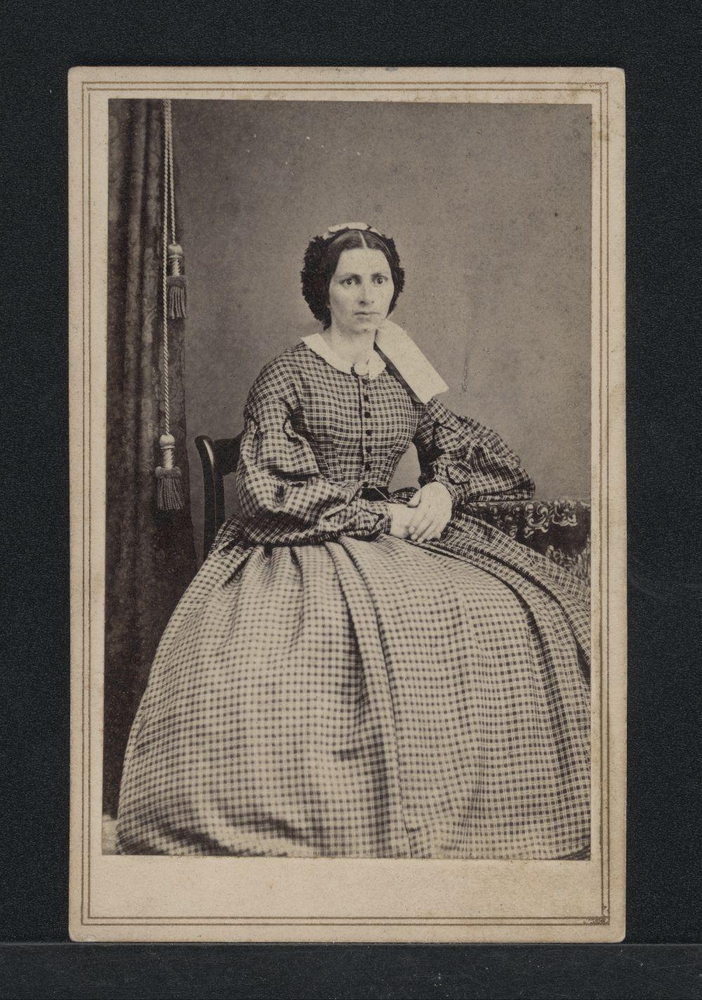 Rhoda A. (Mrs. John Henry D.) Brown