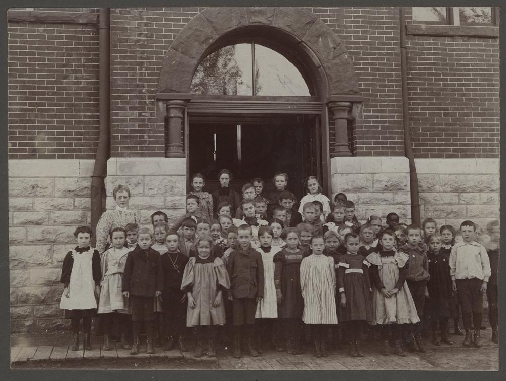 Potwin School, Topeka, Kansas