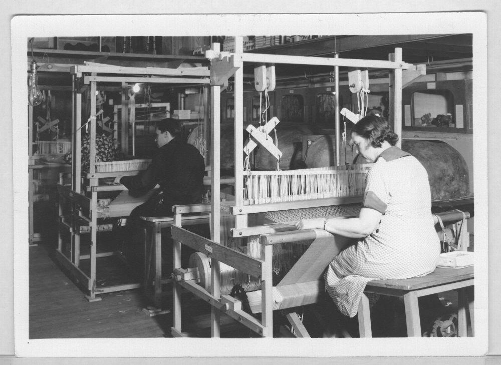 Weaving, Topeka, Kansas