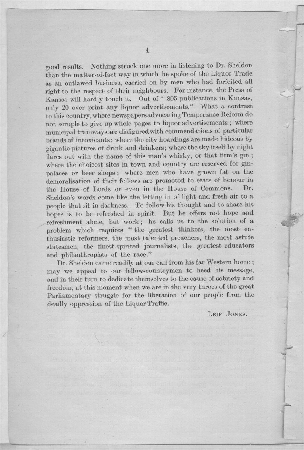 Prohibition in Kansas, U.S.A. - 4