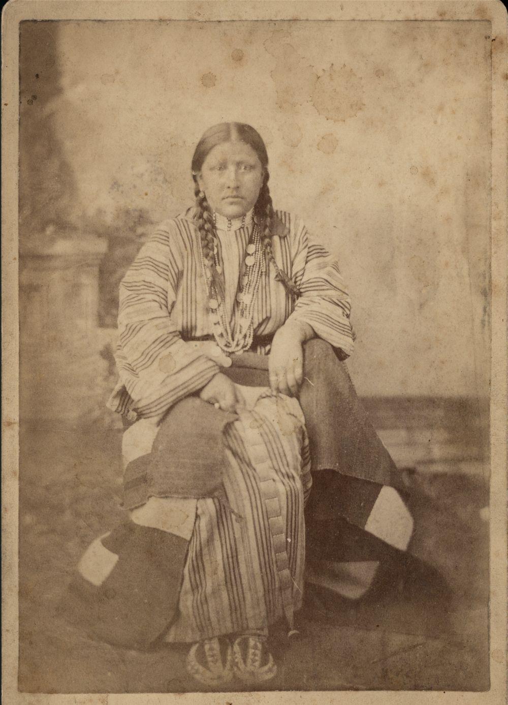 Mary Long Neck, Southern Cheyenne
