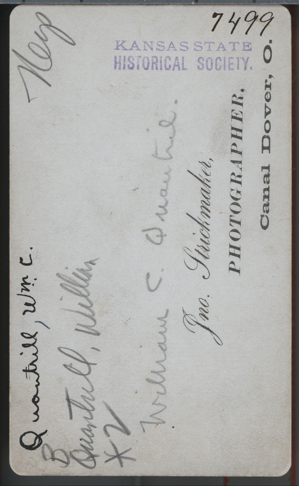 William Clarke Quantrill - 2