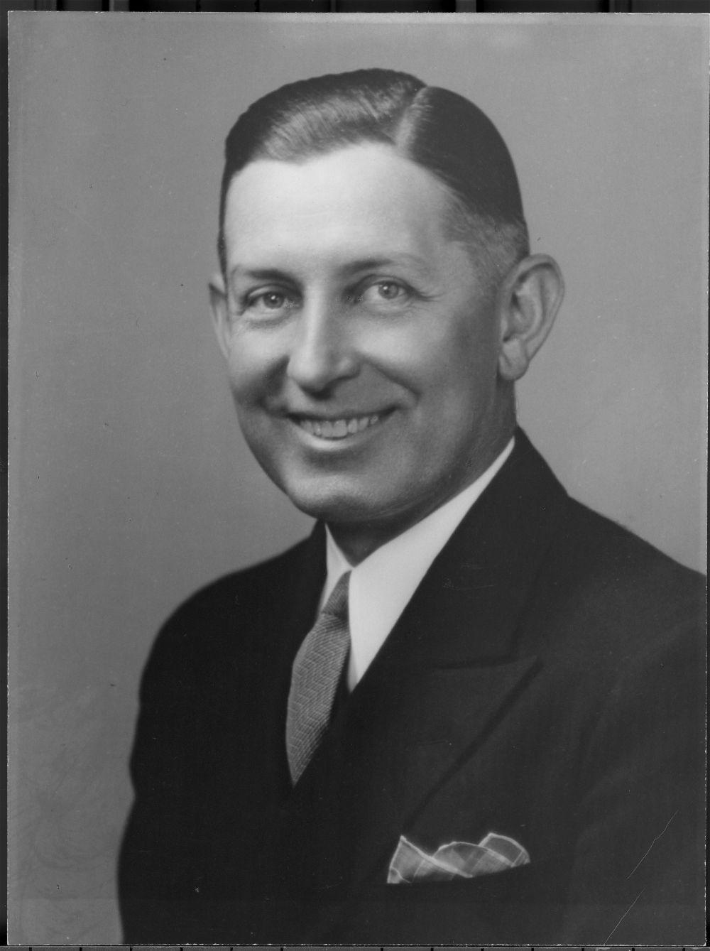 Harry M. Washington