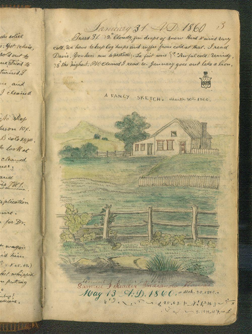 Samuel Reader's diary, volume 5 - 3