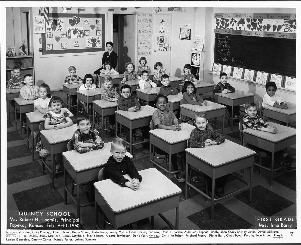 Quincy School Topeka, Kansas