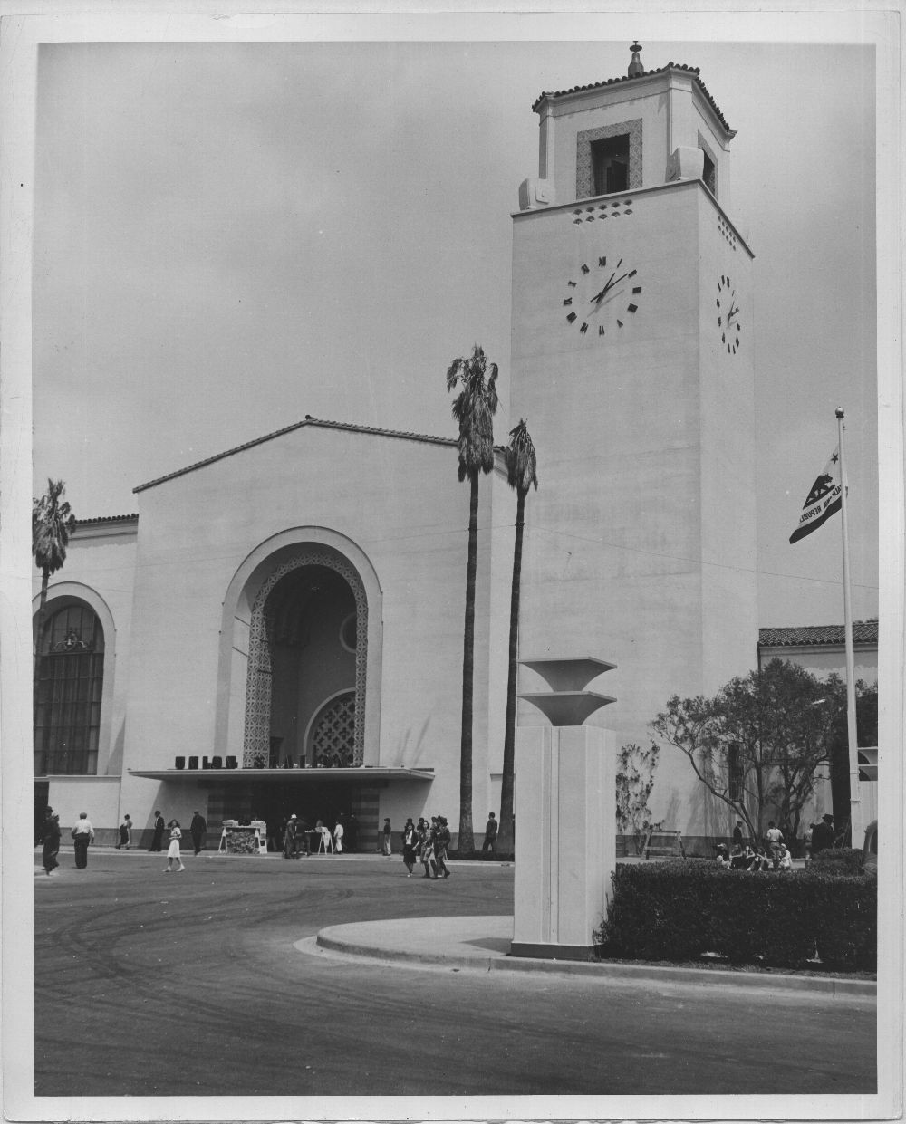 Los Angeles Union Passenger Terminal, Los Angeles, California