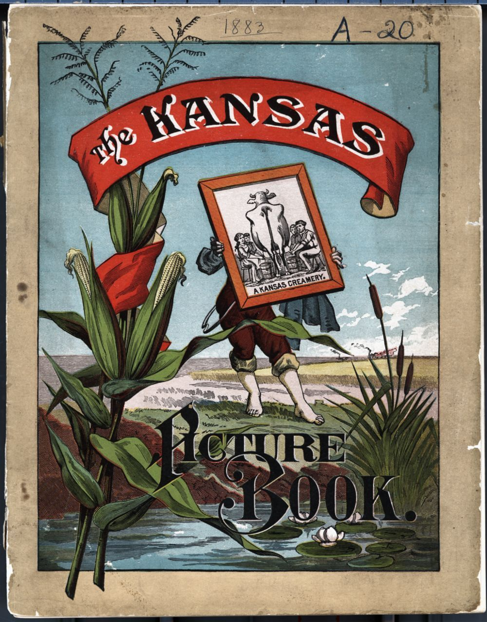 The Kansas picture book - Front Cover