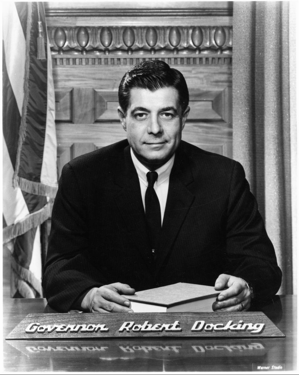Robert Blackwell Docking