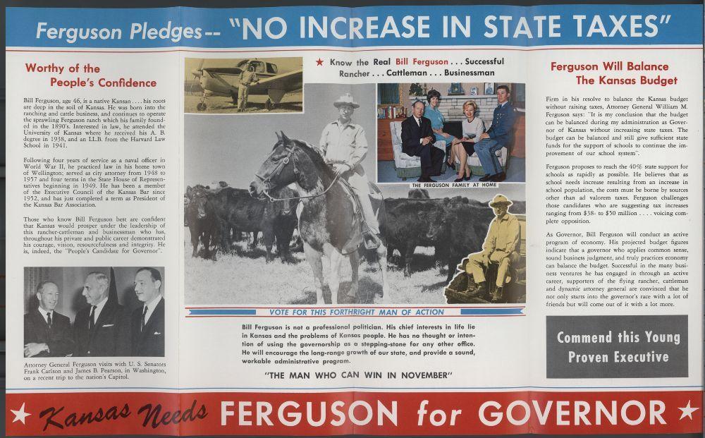 William M. Ferguson - 1