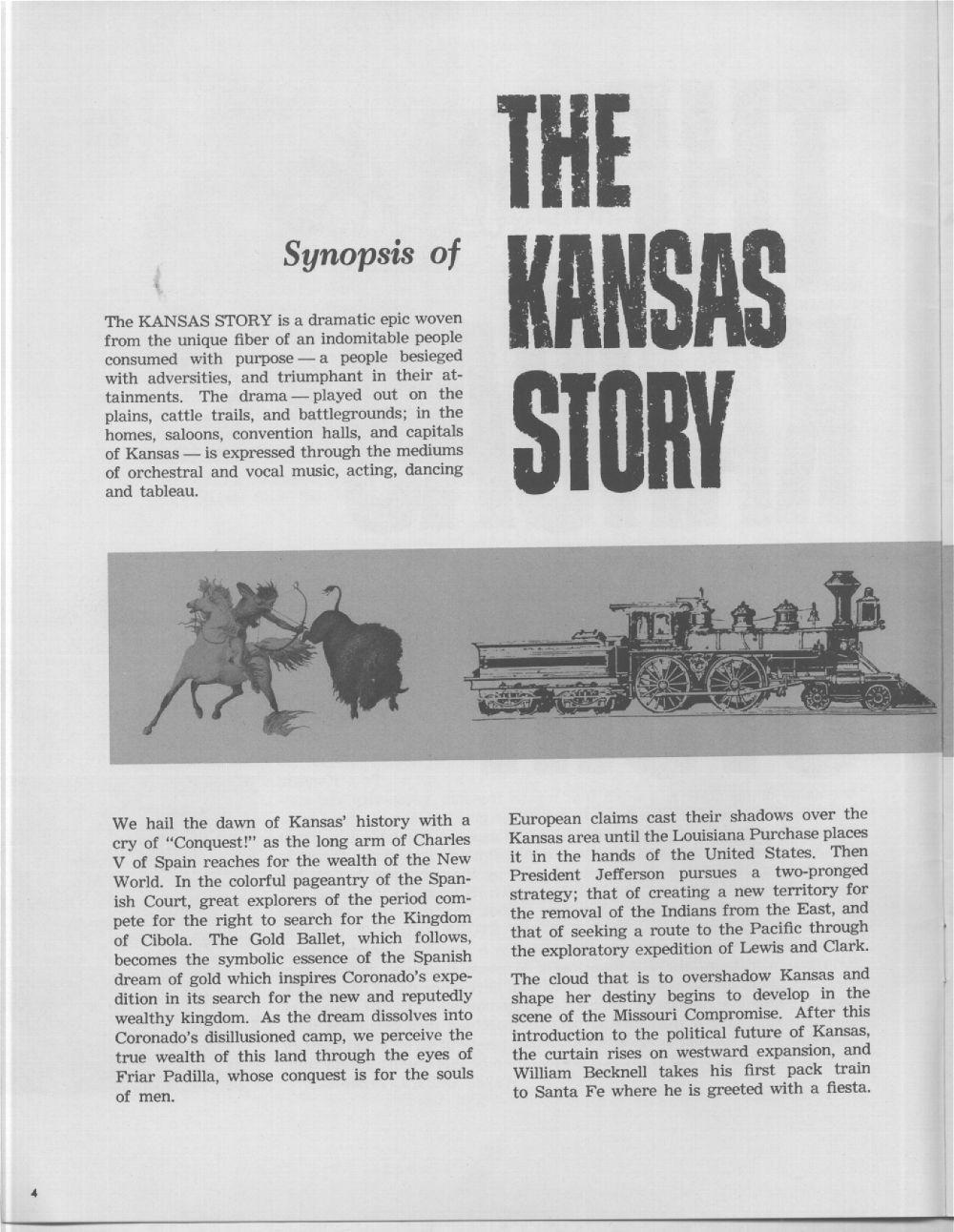 The Kansas story - 4