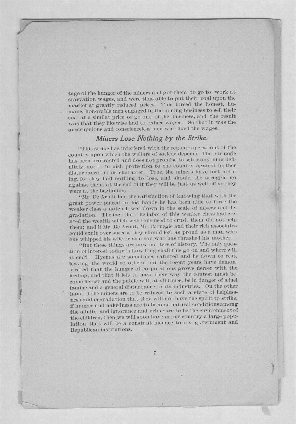 Altgeld's great speech - 7