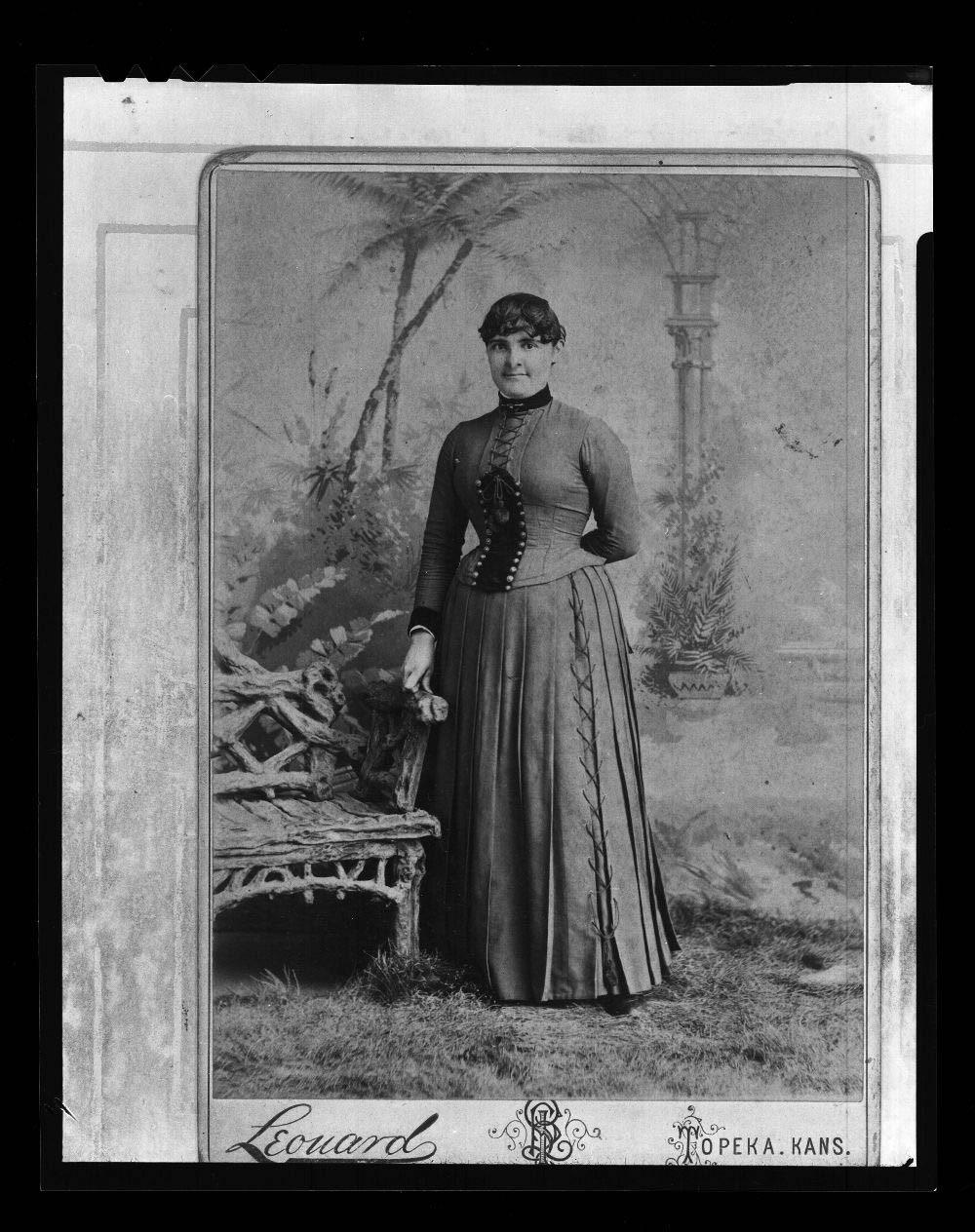 Martha Van Orsdol Shaw Farnsworth