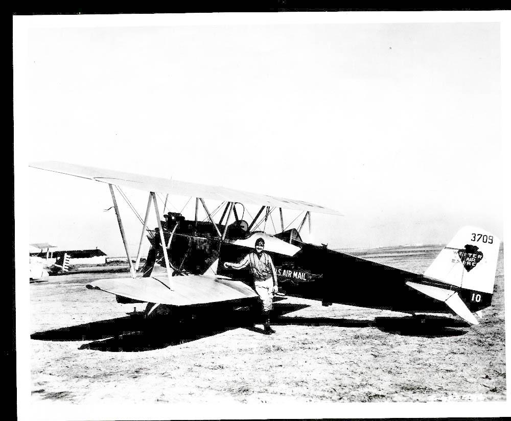 Stearman C-3B