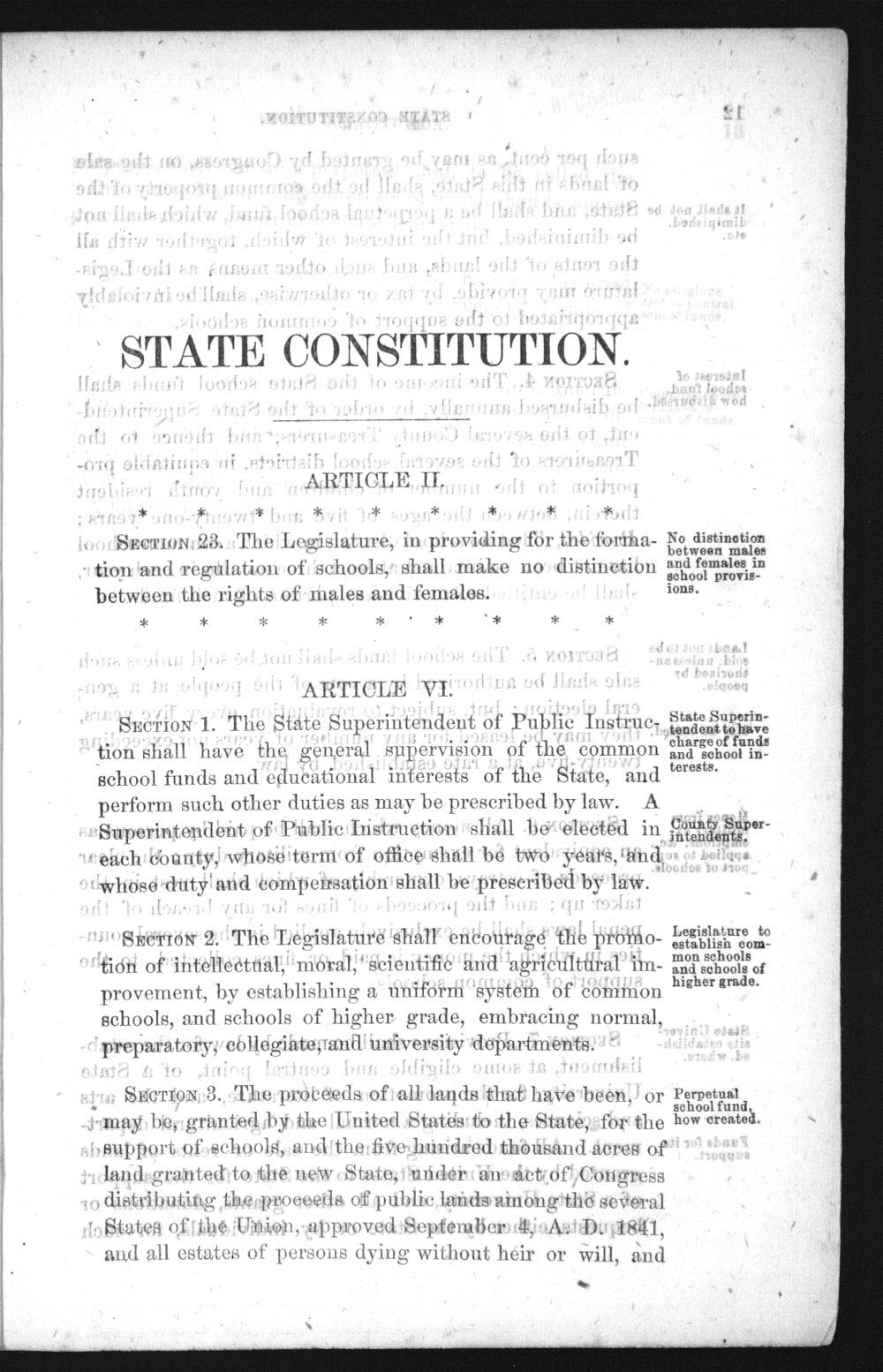 Laws and forms relating to common schools in the state of Kansas - 11