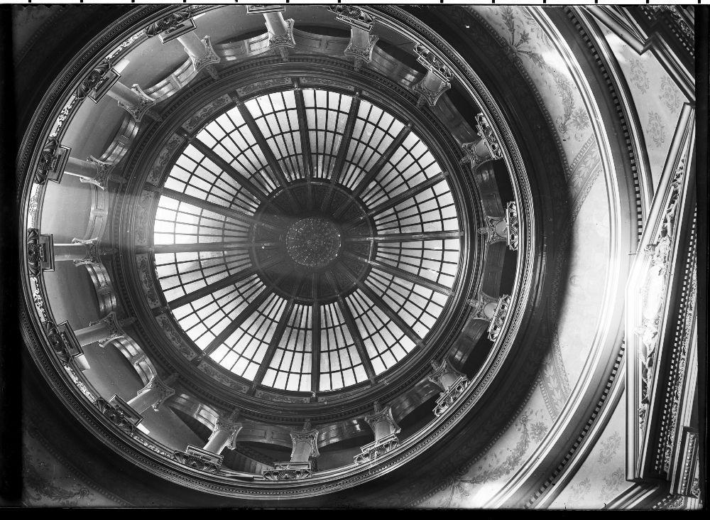 Capitol rotunda, Topeka, Kansas