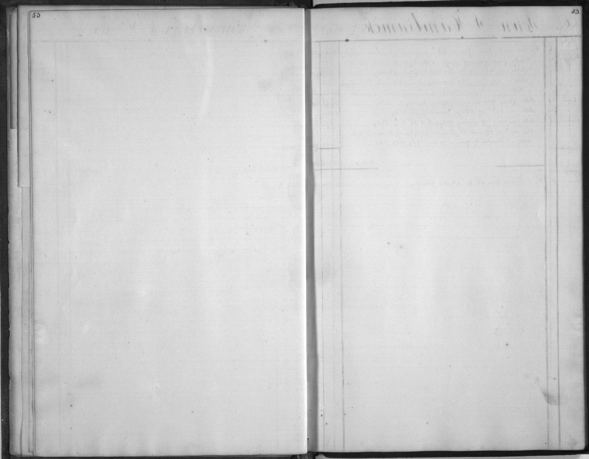 United States Office of Indian Affairs, Central Superintendency, St. Louis, Missouri. Volume 26, Accounts - 53