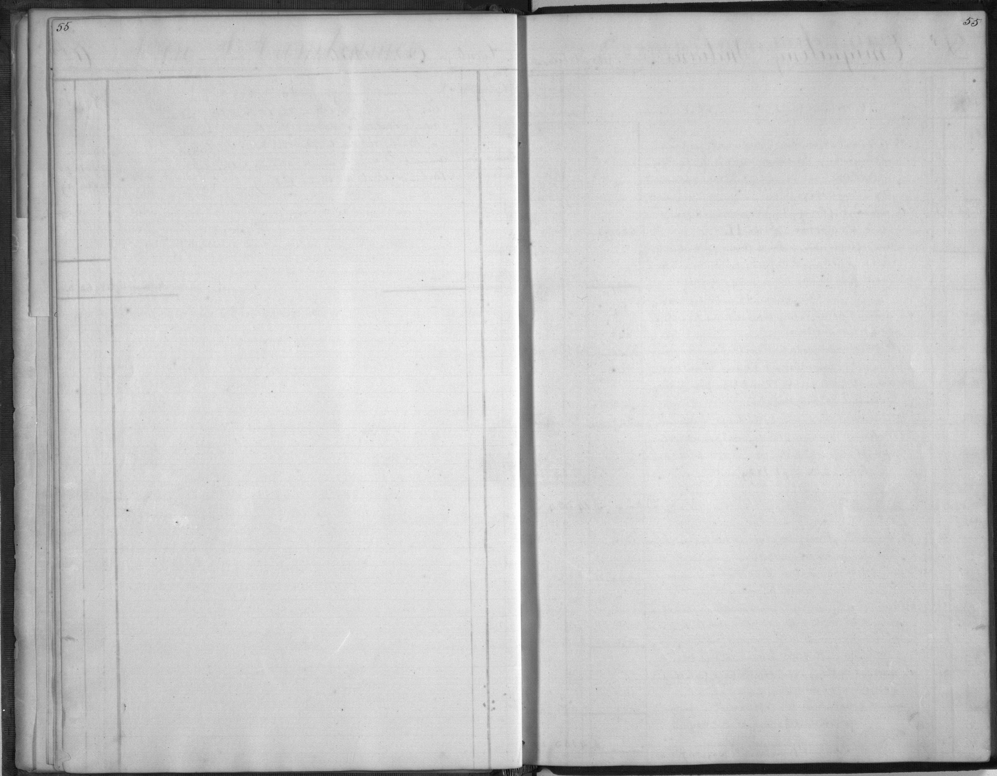 United States Office of Indian Affairs, Central Superintendency, St. Louis, Missouri. Volume 26, Accounts - 55